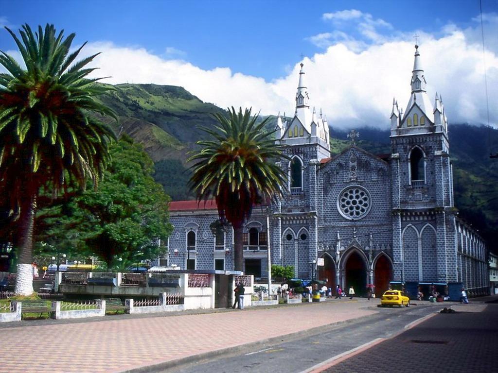 Imagenes De Baños Ambato: Baños de Agua Santa (Ambato)